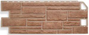 Фасадная панель Альта-Профиль Природный Камень Кварцит