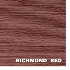 Сайдинг виниловый Mitten Sentry Richmond Red D4.5