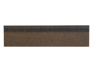 Черепица коньково-карнизная Shinglas Коричневый Микс