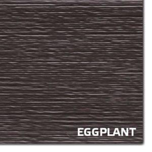 Сайдинг виниловый Mitten Sentry Eggplant D4.5