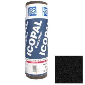 Ендовый ковер ICOPAL Плано PintaUltra 7 м² Графитно-черный