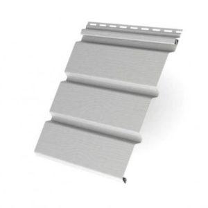 Софит виниловый Grand Line T3 (slim) без перфорации Белый