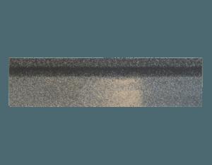 Черепица коньково-карнизная Shinglas Индиго