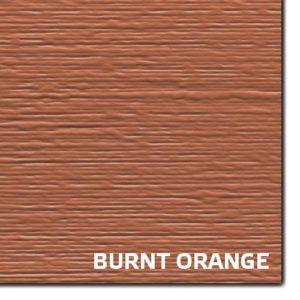 Сайдинг виниловый Mitten Sentry Burnt Orange D4.5