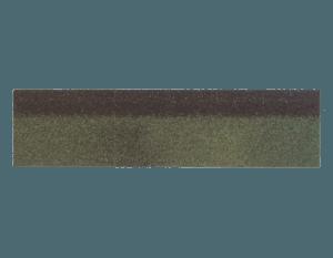 Черепица коньково-карнизная Shinglas Тоскана