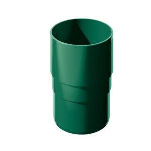 Муфта трубы соединительная Verat Технониколь 125/80 Зеленый