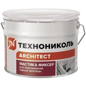 Мастика №23 Фиксер битумная Технониколь 12кг