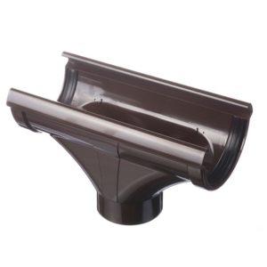 Воронка желоба Docke LUX 141/100 Шоколад
