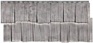 Фасадная панель T-Siding Щепа Дуб Кавказ
