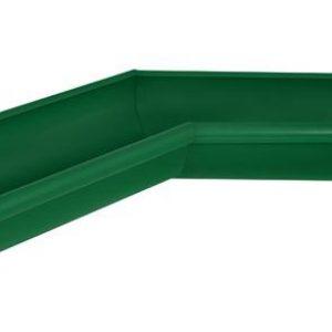 Угол желоба внутренний 135° Aquasystem 125/90 RAL6005 Зеленый