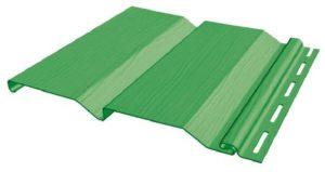 Сайдинг виниловый FineBer Standart Зеленый