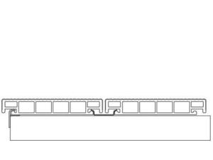Террасная Доска Savewood SALIX Тик, 6м