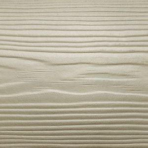 Сайдинг фиброцементный Cedral Wood Белый песок С03