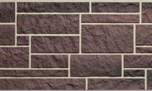 Фасадная панель Tecos ImaBel Камень Оникс