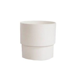 Муфта трубы Murol (Eslon) белая