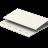 Наличник (J-профиль широкий) Ю-Пласт Белый