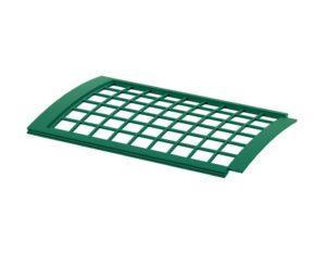 Решетка желоба Verat Технониколь Зеленый