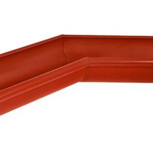 Угол желоба внутренний 135° Aquasystem 125/90 RR29 Красный
