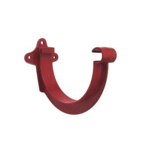 Крюк желоба карнизный Murol (Eslon) красный