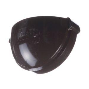 Заглушка желоба Docke LUX 141/100 Шоколад