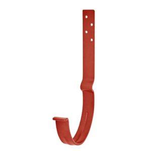 Крюк желоба длинный 210мм Aquasystem 125/90 RR29 Красный