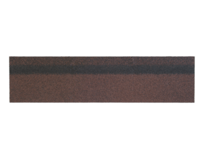 Черепица коньково-карнизная Shinglas Агат