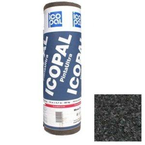 Ендовый ковер ICOPAL Плано PintaUltra 7 м² Угольно-серый