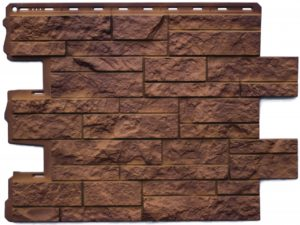 Фасадная панель Альта-Профиль Камень Шотландский Блэкберн