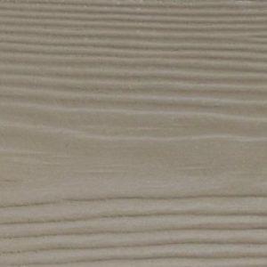 Сайдинг фиброцементный Cedral Wood Белая глина С14