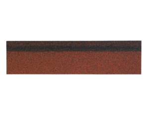 Черепица коньково-карнизная Shinglas Красный Микс