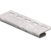 Планка финишная TimberBlock Ю-Пласт Дуб Серебристый