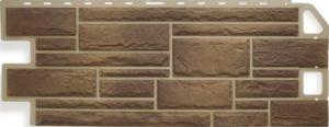 Фасадная панель Альта-Профиль Природный Камень Сланец