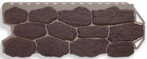 Сайдинг цокольный Альта-Профиль Бутовый Камень Датский