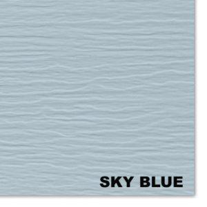 Сайдинг виниловый Mitten Oregon Pride SkyBlue D4.5