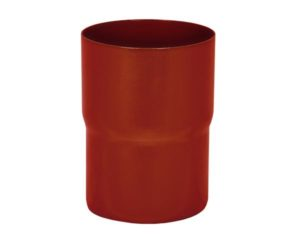 Соединитель трубы Aquasystem 125/90 RR29 Красный