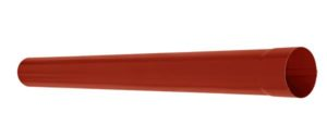 Труба водосточная 3м Aquasystem 125/90 RR29 Красный