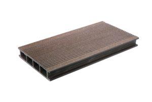 Террасная доска из дпк DOS EXCLUSIVE Шоколад 3 м