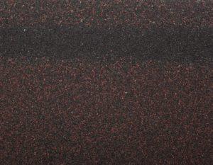 Черепица коньково-карнизная Shinglas Гранат