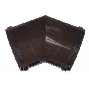 Угол желоба 135˚ Docke Premium 120/85 Шоколад