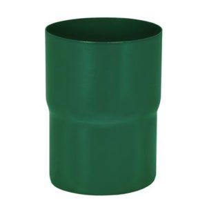 Соединитель трубы Aquasystem 125/90 RAL6005 Зеленый