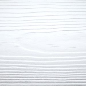 Сайдинг фиброцементный Cedral Wood Белый минерал С01