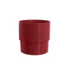 Муфта трубы Murol (Eslon) красная