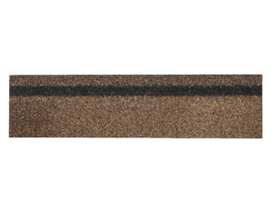 Черепица коньково-карнизная Shinglas Бронзовый Микс