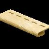 Планка финишная TimberBlock Ю-Пласт Дуб Золотой