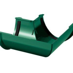 Угол желоба 90˚ Verat Технониколь 125/80 Зеленый