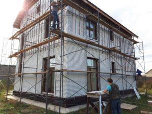 Фасадная панель Docke R Berg Grauberg Серый