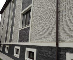 Фасадная панель Docke R Stein Базальт