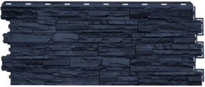 Фасадная панель Nordside Сланец Графит