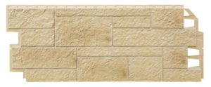 Фасадная панель VOX Sandstone кремовый