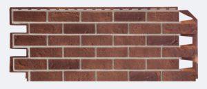 Фасадная панель VOX Solid Brick Dorset кирпич терракотовый
